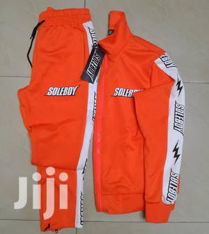 High Quality Unisex Soleboy Track Suits
