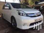 New Toyota ISIS 2012 White | Cars for sale in Nairobi, Woodley/Kenyatta Golf Course