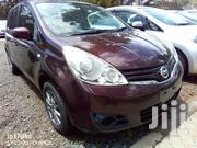 Nissan Note 2012 1.4 Red | Cars for sale in Nairobi, Kilimani