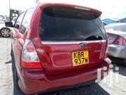 Subaru Forester 2005 Automatic Red | Cars for sale in Nairobi, Nairobi Central