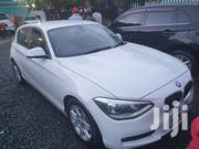 BMW 116i 2012 White | Cars for sale in Nairobi, Kileleshwa