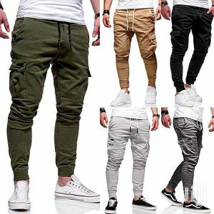 Classic Men Cargo Pants