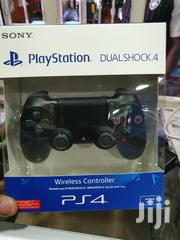 Ps4 Pad Black Original For Sale | Video Game Consoles for sale in Nairobi, Nairobi Central