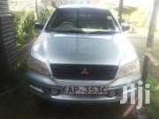Mitsubishi Lancer / Cedia 2000 Silver | Cars for sale in Nakuru, Kiamaina