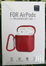 Airpods Soft Leather Case | Accessories for Mobile Phones & Tablets for sale in Nairobi, Nairobi Central