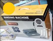 Binding Machine | Computer Accessories  for sale in Nairobi, Nairobi Central