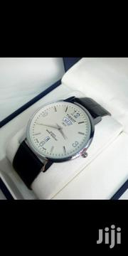 Unisex Leather Strap Tissot Watch | Watches for sale in Nairobi, Nairobi Central