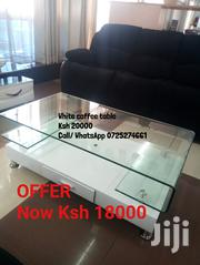 White Coffee Table | Furniture for sale in Nairobi, Parklands/Highridge