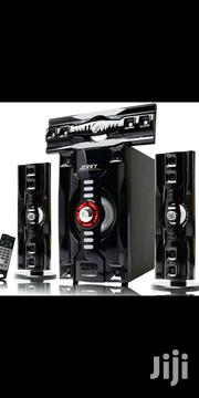 Black Jerry Home Theater System | Audio & Music Equipment for sale in Nairobi, Nairobi Central