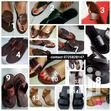Ladies Open Leather Sandals | Shoes for sale in Kahawa West, Nairobi, Kenya