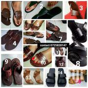 Ladies Open Leather Sandals | Shoes for sale in Nairobi, Kahawa West