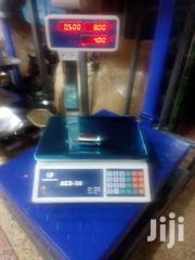 Acs-30kg Weight Scale | Store Equipment for sale in Nairobi, Harambee