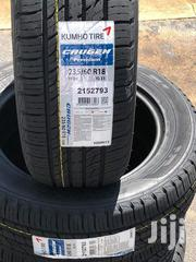 235/60/18 Kumho Tyres Is Made In Korea | Vehicle Parts & Accessories for sale in Nairobi, Nairobi Central