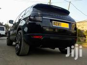 New Land Rover Range Rover Evoque 2012 Prestige Black | Cars for sale in Nairobi, Karen