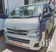Toyota Hiace 2013 Silver Auto Diesel 2WD | Buses & Microbuses for sale in Mombasa, Shimanzi/Ganjoni