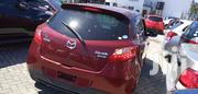 Mazda Demio 2013 Red | Cars for sale in Mombasa, Shimanzi/Ganjoni
