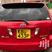 Toyota Fielder 2006 Red | Cars for sale in Nairobi, Kasarani