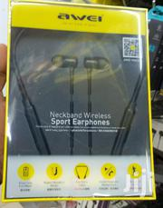 Awei Neckband Wireless Sport Earphone. | Accessories for Mobile Phones & Tablets for sale in Nairobi, Nairobi Central
