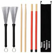 Drum Stick Brush Set | Musical Instruments for sale in Nairobi, Nairobi South