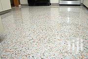 Terazzo Tiles And Floor Installation Whie Cement And Cleaning Of Floor   Building Materials for sale in Nairobi, Kasarani