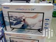 British HAIER TV Digital 24 Inches With Free Inbuilt Decoder Brand New | TV & DVD Equipment for sale in Nairobi, Nairobi Central