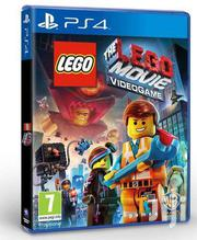 PS4 Game Disk Lego Movie Video Game | Video Game Consoles for sale in Nairobi