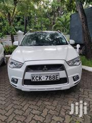 Mitsubishi RVR 2010 White | Cars for sale in Mombasa, Mkomani