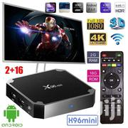 4K S905W 2GB 16GB TV BOX Android 7.1 Quad Core Smart Media Player | TV & DVD Equipment for sale in Homa Bay, Mfangano Island