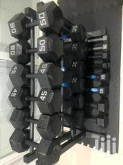 Gym Dumbbells | Sports Equipment for sale in Nairobi, Kilimani