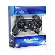 Sony PS3 Pad Dual Shock 3 Wireless Controller Black | Video Game Consoles for sale in Nairobi, Nairobi Central