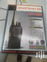 Baofeng BF 888S Walkie Talkie With Rechargeable Battery   Audio & Music Equipment for sale in Nairobi, Nairobi Central