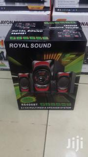 Royal Sound Woofer Bluetooth Usd Sd Card | Audio & Music Equipment for sale in Nairobi, Nairobi Central