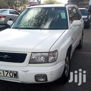 Subaru Forester 1999 White | Cars for sale in Nairobi, Kasarani