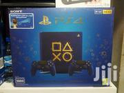 Blue Ps4 Slim With 2 Pads | Video Game Consoles for sale in Nairobi, Nairobi Central