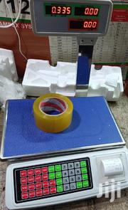 Receipt Digital Weighing Scales | Store Equipment for sale in Nairobi, Nairobi Central