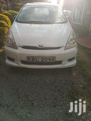 Toyota Wish 2004 White | Cars for sale in Kajiado, Ngong