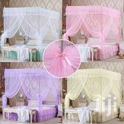 Four Corner Post Bed Canopy Mosquito Net - Single, Double, King Size | Home Accessories for sale in Nairobi, Nairobi Central