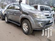 Toyota Fortuner 2008 Silver | Cars for sale in Nairobi, Nairobi Central