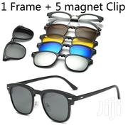 Magnetic Polarized Clip-on Sunglasses | Clothing Accessories for sale in Nairobi, Nairobi Central