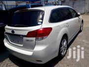 New Subaru Legacy 2012 2.0D Estate White | Cars for sale in Mombasa, Shimanzi/Ganjoni
