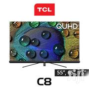 TCL Newest Model Android With ONKYO Sound 55C8US | TV & DVD Equipment for sale in Nairobi, Nairobi Central