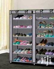 Get Quality Wooden Frame Portable Shoe Racks Available | Furniture for sale in Nairobi, Imara Daima