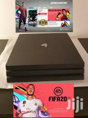 Brand New Sony PS4 Pro With FIFA 20 | Video Games for sale in Nairobi, Kitisuru