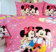 Small Kids Cartoons Duvets With A Matching Bed Sheet And 2 Pillow Case | Children's Furniture for sale in Nairobi, Embakasi