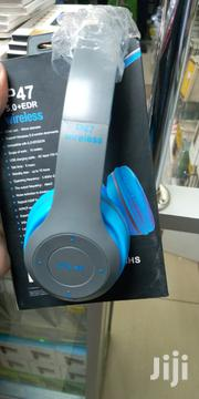 P47 Wireless Headphones | Accessories for Mobile Phones & Tablets for sale in Nairobi, Nairobi Central