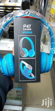 Bluetooth Headphone P47 | Accessories for Mobile Phones & Tablets for sale in Nairobi, Nairobi Central