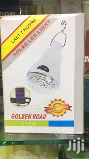 Solar Charger Bulb With Solar Panel | Home Accessories for sale in Nairobi, Nairobi Central