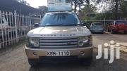 Land Rover Range Rover Vogue 2003 Gold | Cars for sale in Nairobi, Lavington