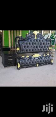5*6 Bed Made On Order. | Furniture for sale in Nairobi, Ngara
