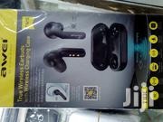 Awei Bluetooth Airpods TWS | Headphones for sale in Nairobi, Nairobi Central